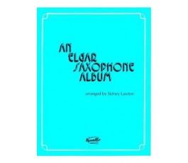 ELGAR E. ALBUM SAXOPHONE