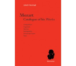 KONRAD U. MOZART CATALOGUE...