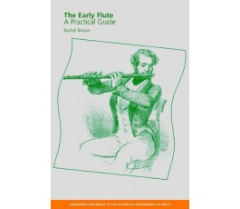 BROWN R. THE EARLY FLUTE