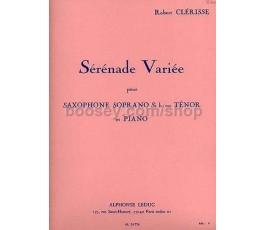CLERISSE R. SERENADE VARIEE...