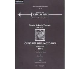 DE VICTORIA T.L. OFFICIUM...