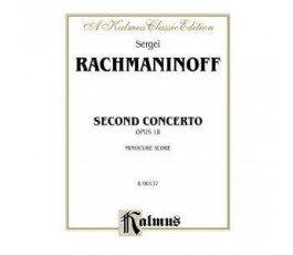 RACHMANINOFF S. SECOND...