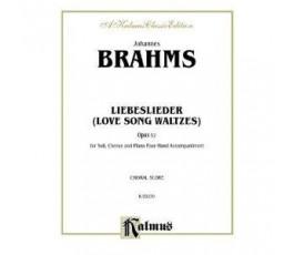 BRAHMS J. LIEBESLIEDER...