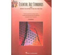 ESSENTIAL JAZZ STANDARDS (CD)