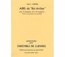 "PURCELL H. AIRS DU ""ROI..."