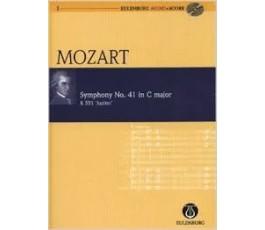 MOZART Symphony No. 41 in C...