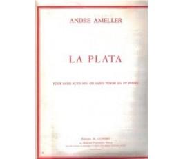 AMELLER A. LA PLATA ALTO SAX