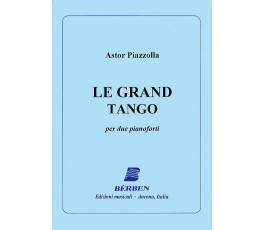 PIAZZOLLA A. LE GRAND TANGO...
