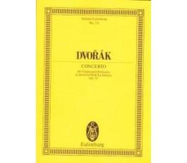 DVORAK CONCERTO Op. 53