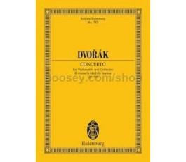 DVORAK CONCERTO Op. 104