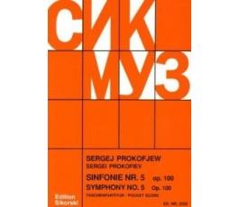 PROKOFIEV S. SINFONIE NR. 5...