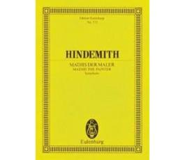 HINDEMITH MATHIS DER MALER