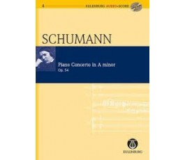 SCHUMANN PIANO CONCERTO IN...