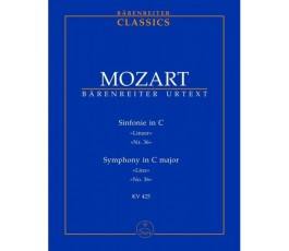 MOZART SYMPHONY C major K 200