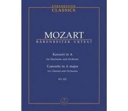 MOZART Konzert in A für...