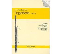 VAN BEEKUM J. FAGOTTERIE I