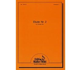 BUI R. Etude Nr. 2