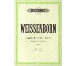 WEISSENBORN STUDIES FOR...