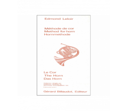 LELOIR E. METHOD FOR HORN