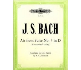 BACH J.S. AIR FROM SUITE...