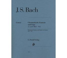 BACH J.S. CHROMATISCHE...