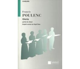 POULENC F. GLORIA