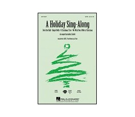 A HOLIDAY SING ALONG