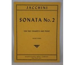 JACCHINI G. SONATA Nº2