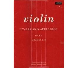 SCALES ARPEGGIOS VIOLIN...