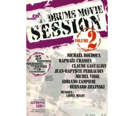 DRUMS MOVIE SESSION Volume 2