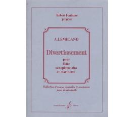 ANDRIEU F. DIVERTISSEMENT