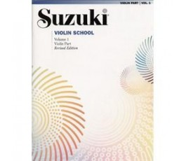 SUZUKI VIOLIN SCHOOL VIOLIN...