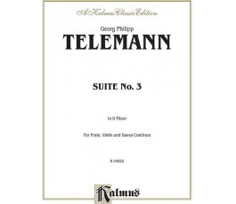TELEMANN G.P. SUITE Nº3 IN...
