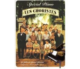 LES CHORISTES SPÉCIAL PIANO