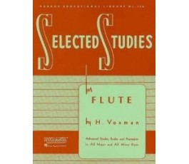 VOXMAN H. SELECTED STUDIES