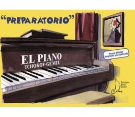 TCHOKOV GEMIU EL PIANO...