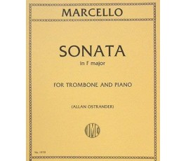 MARCELLO SONATA IN F MAJOR