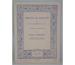 CHAILLEUX A. MORCEAU DE...