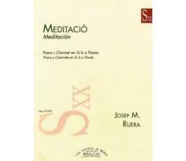 RUERA J.M. MEDITACIÓ