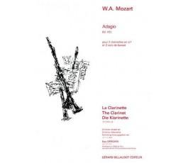 MOZART W.A. ADAGIO KV 411...