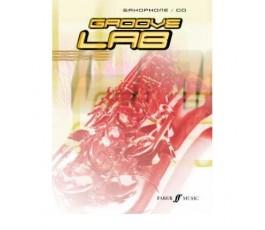 GROOVE LAB ALTO SAX (CD)