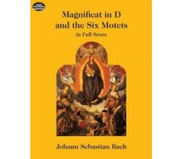 BACH J.S. MAGNIFICAT IN D...