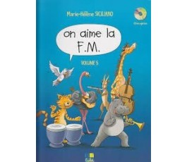 SICILIANO M.H. ON AIME LA...