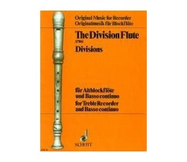 THE DIVISION FLUTE FOR...