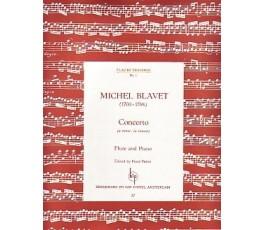 BLAVET M. CONCERTO A MINOR...