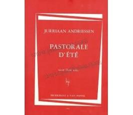 ANDRIESSEN J. PASTORALE D'ÉTÉ