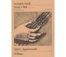 CORELLI SONATA OPUS 5, NR.8...