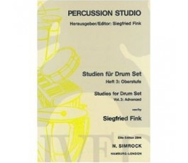 FINK S. PERCUSSION STUDIO...