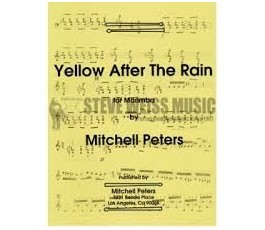 PETERS M. YELLOW AFTER THE...