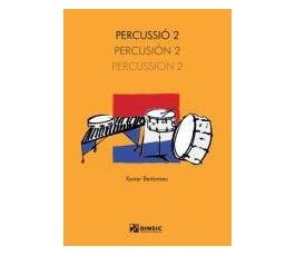 BERTOMEU X. PERCUSSIÓ 2